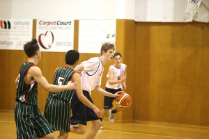 Ashburton College basketball